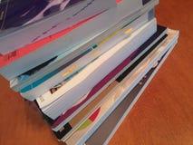 Livres d'école Image libre de droits