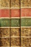 Livres de bibliothèque Photo stock