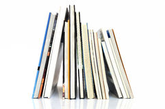 Livres de lecture Photo stock