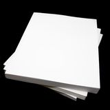 Livres de livre broché Photo stock