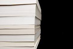 Livres de livre broché Photo libre de droits
