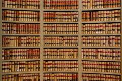 Livres de loi Images stock