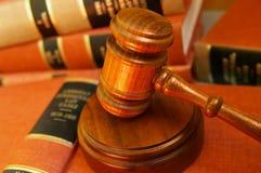 Livres de loi Photo libre de droits