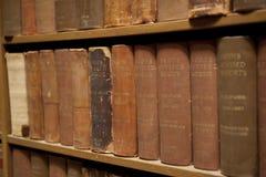 Livres de loi Image stock