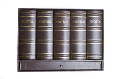 Livres de photo Images stock