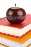 livres de pomme Image libre de droits