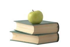 livres de pomme Image stock