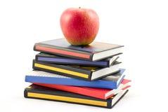 livres de pomme Photo libre de droits