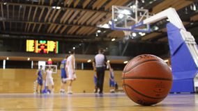 Livres do basquetebol vídeos de arquivo