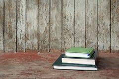 Livres et cahiers photographie stock