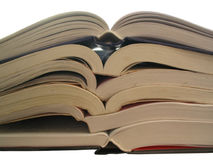 Livres, livres, livres, Image libre de droits