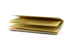 Livret de banque Image stock