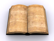 livro 3d ilustração royalty free