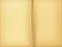 Livro amarelado manchado para dentro Imagens de Stock Royalty Free