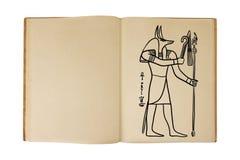 Livro antigo Foto de Stock