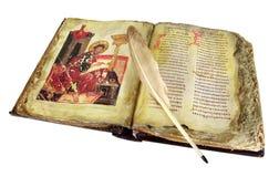 Livro antigo imagens de stock royalty free