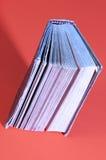 Livro azul Fotos de Stock