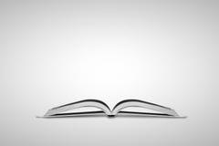 Livro branco Imagem de Stock