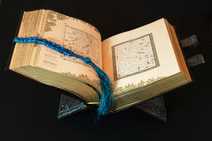 Livro com grânulo imagens de stock royalty free