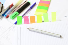 Livro com Tag Imagem de Stock Royalty Free