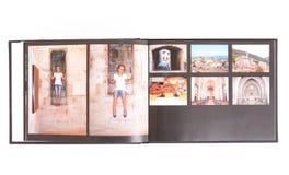 Livro da foto Imagem de Stock Royalty Free