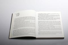 Livro da fotografia por Nick Yapp, capítulo do conflito Fotos de Stock