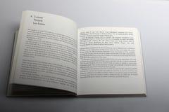 Livro da fotografia por Nick Yapp, capítulo do lazer Imagem de Stock Royalty Free