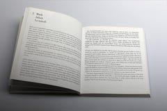 Livro da fotografia por Nick Yapp, trabalho do capítulo 5 Fotos de Stock Royalty Free