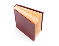 Livro da tampa em branco Fotografia de Stock Royalty Free