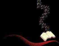 Livro de conhecimento Imagem de Stock Royalty Free