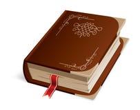 Livro de Hardcover ilustração royalty free
