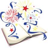 Livro de História Imagens de Stock Royalty Free