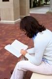 Livro de leitura Fotos de Stock
