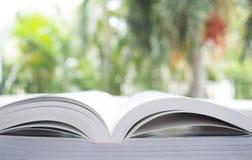 Livro de leitura Imagens de Stock Royalty Free