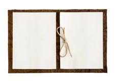 Livro de nota Imagem de Stock