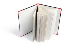 Livro de nota duro da tampa Imagem de Stock Royalty Free