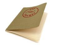 Livro de nota secreto Fotos de Stock