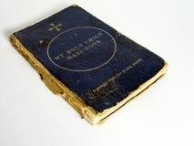 Livro de oração Imagem de Stock Royalty Free