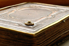 Livro de oração Foto de Stock