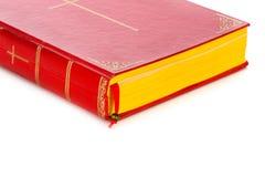 Livro de Sinterklaas ou de São Nicolau Fotografia de Stock Royalty Free