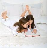 Livro de Sleepover Imagem de Stock