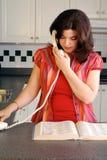 Livro de telefone Imagens de Stock