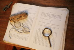 Livro de texto de Phisics. foto de stock royalty free