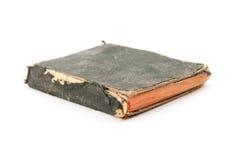 Livro deteriorado velho Imagem de Stock Royalty Free