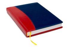 Livro diário colorido Imagens de Stock