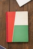 Livro do vintage Imagem de Stock