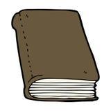 livro dos desenhos animados Imagem de Stock Royalty Free