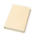 Livro duro da tampa Fotografia de Stock