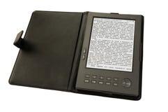 Livro eletrônico Fotos de Stock