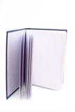 Livro em branco Imagem de Stock Royalty Free